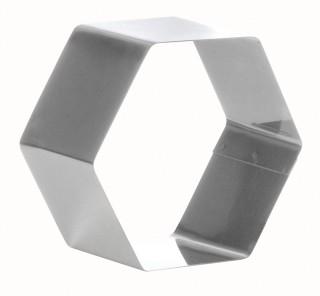 Форма для выпечки/выкладки «Шестигранник» 40 мм