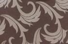 Скатерть 145х195 см «Мати» коричневая с золотом [06С26-КВ 1625/050303+191436]